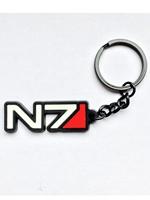 Klíčenka - Mass Effect Andromeda N7 Logo