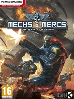 Mechs & Mercs Black Talon