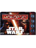 Desková hra Monopoly Star Wars CZ