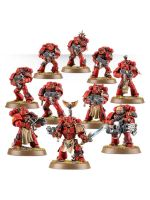 W40k: Blood Angels Tactical Squad (10 figurek)