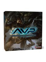 Desková hra Alien vs Predator: The Hunt Begins 2nd Edition - EN