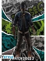 Plakát Watch Dogs 2 - Marcus