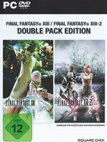 Final Fantasy XIII + Final Fantasy XIII-2 - Double Pack