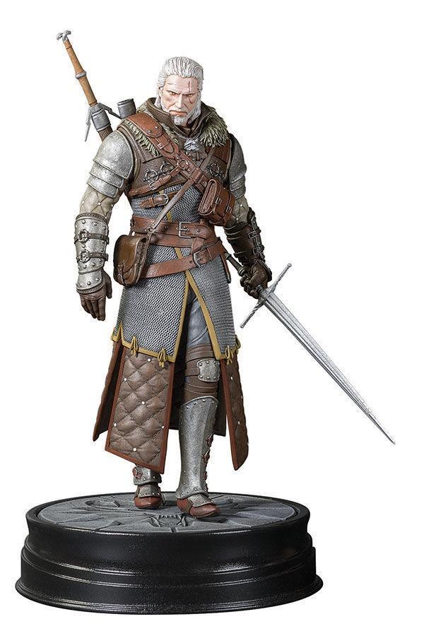 Figurka Zaklínač 3 - Geralt Grandmaster Ursine Armor (PC)
