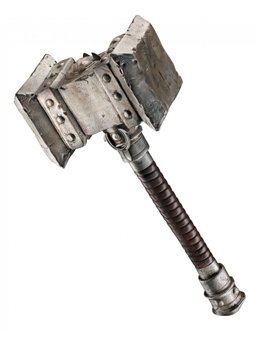 Replika zbraně Warcraft - DOOM Hammer