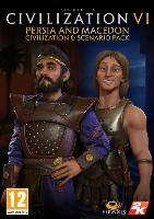 Sid Meiers Civilization VI - Persia and Macedon Civilization and Scenario Pack (PC) DIGITAL