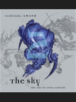 Kniha The Sky: The Art of Final Fantasy Book Two