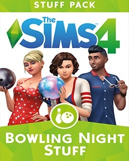 The Sims 4 Bowlingový večer (DIGITAL)