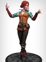 Figurka Zaklínač 3 - Triss (poškozená krabička) (PC)