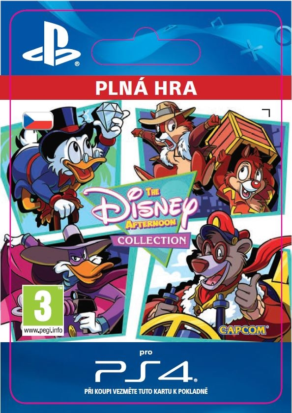 The Disney Afternoon Collection (PS4 DIGITAL)