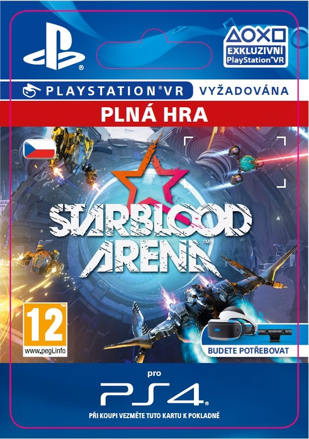 StarBlood Arena (PS4 DIGITAL)