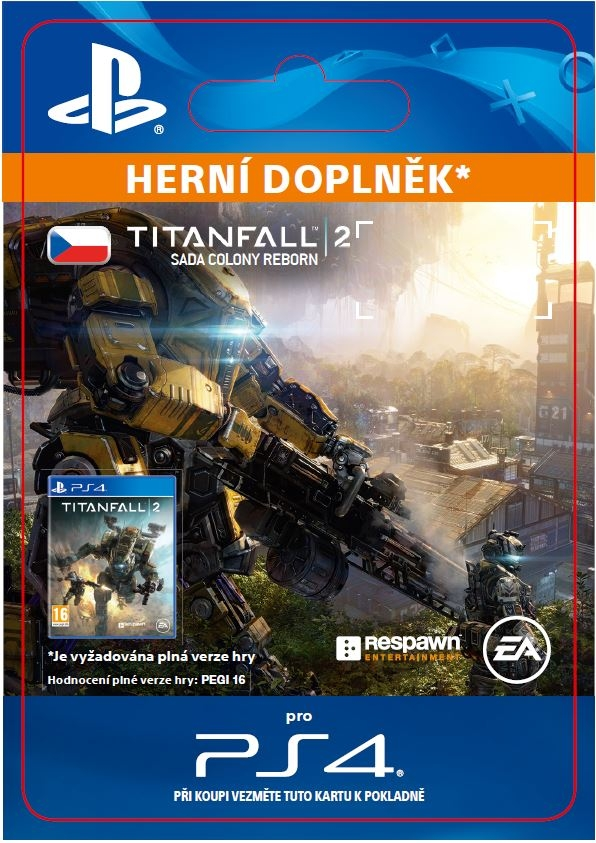Titanfall 2: Colony Reborn Bundle (PS4 DIGITAL)