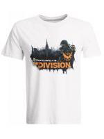 Tričko The Division - Toxic City (velikost S)