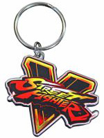 Klíčenka Street Fighter V - Emblem