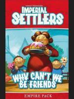 Karetní hra Settlers: Zrod impéria - Proč se nepřátelit