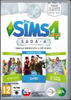 The Sims 4 Sada 4 (PC) DIGITAL