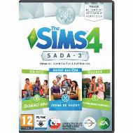 The Sims 4 Sada 3 (PC) DIGITAL