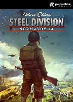 Steel Division: Normandy 44 Deluxe Edition (PC DIGITAL) (PC)