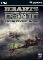 Hearts of Iron III: Their Finest Hour (PC DIGITAL)