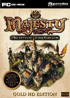 Majesty Gold HD Edition (PC) DIGITAL