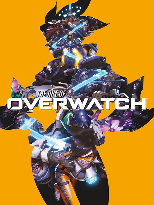 Kniha The Art of Overwatch - Limited Edition (PC)