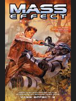 Komiks Mass Effect: Evolution
