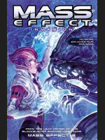 Komiks Mass Effect: Invasion