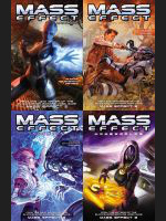 Komiks Mass Effect Volume 1-4