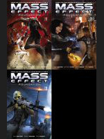 Komiks Mass Effect: Foundation Volume 1-3