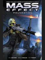 Komiks Mass Effect: Foundation Volume 3
