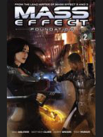 Komiks Mass Effect: Foundation Volume 2