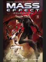 Komiks Mass Effect: Foundation Volume 1
