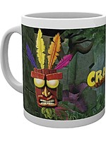 Hrnek Crash Bandicoot - Aku Aku