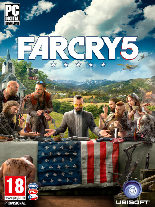 Far Cry 5 + Hrnek (PC)