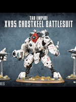 W40k: Tau Empire XV95 Ghostkeel Battlesuit