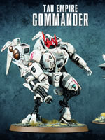 W40k: Tau Empire Commander