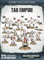 W40k: Start Collecting! Tau Empire