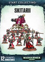 W40k: Start Collecting! Skitarii