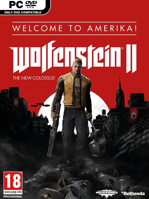 Wolfenstein II: The New Colossus - Welcome to Amerika
