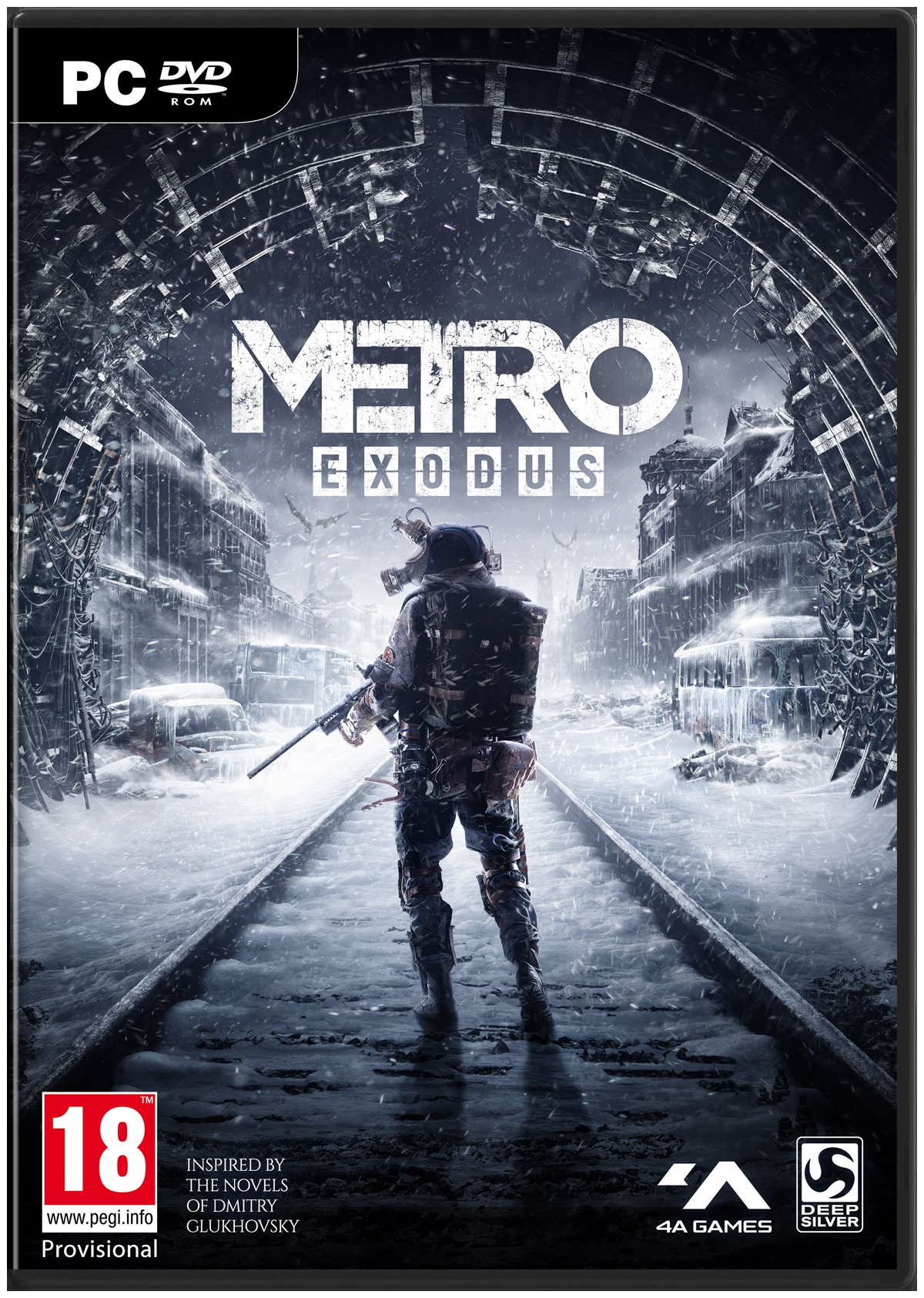 Metro: Exodus - Day 1 Edition (PC)