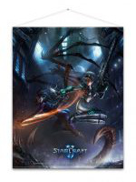 Wallscroll Starcraft II - Kerrigan and Nova