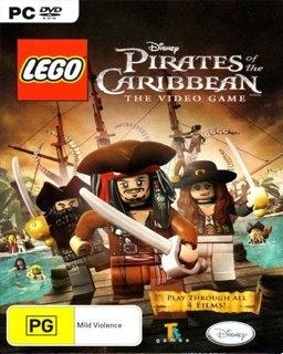 LEGO Piráti z Karibiku (PC DIGITAL)