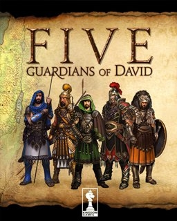 FIVE Guardians of David (DIGITAL)