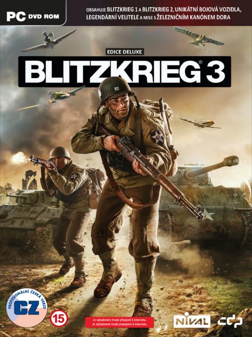 Blitzkrieg 3 - Deluxe Edice