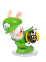 Figurka Mario + Rabbids Kingdom Battle - Rabbid Luigi (8 cm)