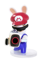 Figurka Mario + Rabbids Kingdom Battle - Rabbid Mario (8 cm) (PC)