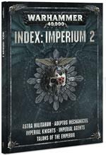 Warhammer 40000 INDEX: Imperium 2