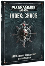 Warhammer 40000 INDEX: Chaos