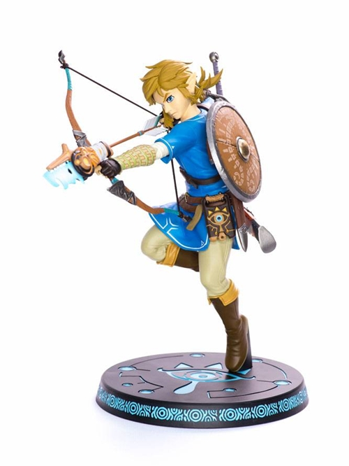 Figurka The Legend of Zelda: Breath of the Wild - Link