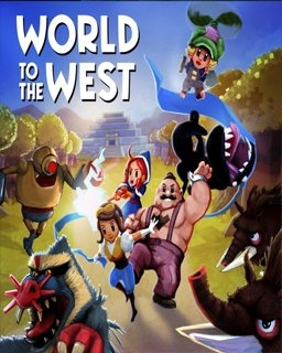 World to the West (DIGITAL)